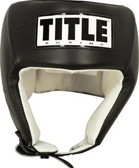 Title Title Competition Headgear W/Cheek